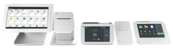 Clover suite POS system for retail and restaraunts RA Bank